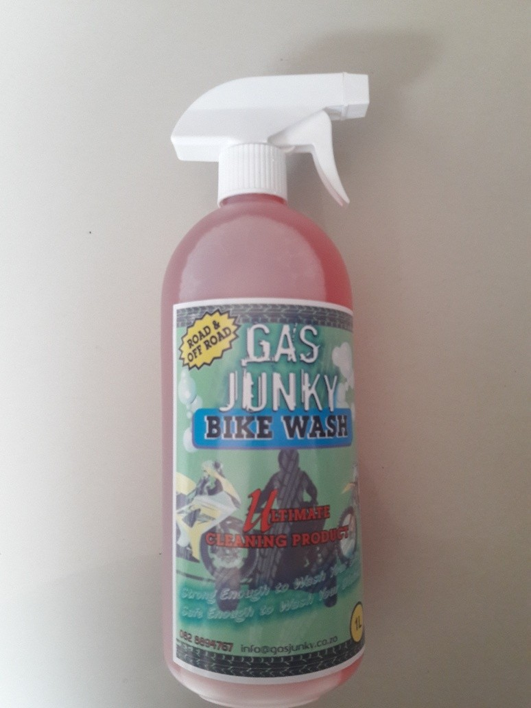 Gas Junky Bike wash 1L spray Bottle