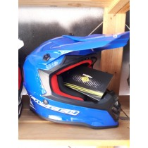 Youth Faseed Helmet Small Blue