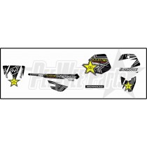 PW80 Decals Stickers Yamaha Black/White LIMITED EDITION