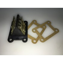 KTM50sx Reed block, Valves, and Gaskets (2003-2020)